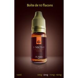 """""""Mangue, Ananas, Passion"""" 10 ml (Boîte de 5 ou 10 E-NECTARS)"""